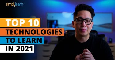 A Review: Top 10 Technologies To Learn In 2021 read