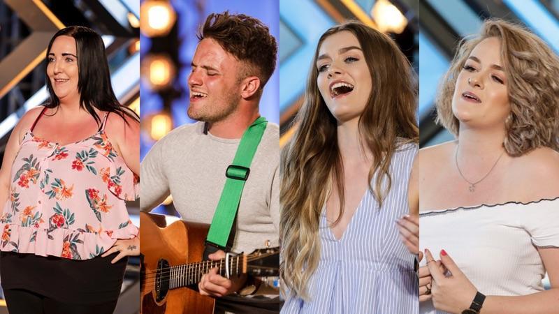 X Factor Uk 2017 S14 01 Audition Performances Recap
