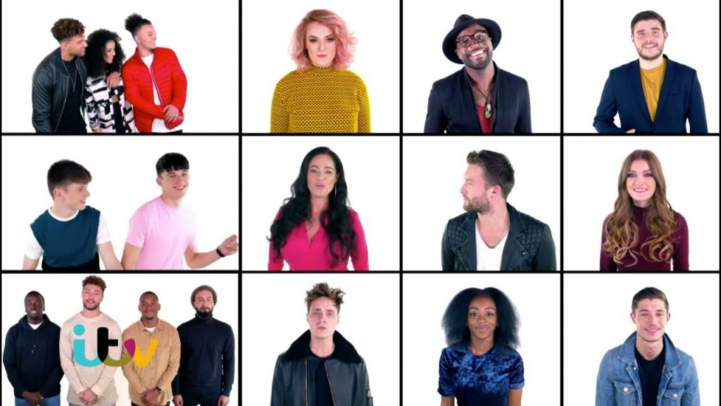 The X Factor 2017 Songs Boys S Week 3 Live Show