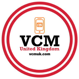 VCM United Kingdom logo