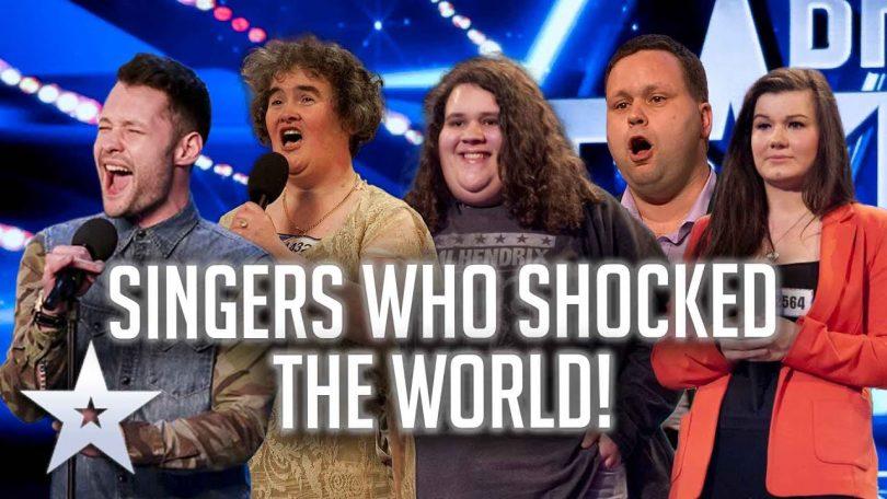 Britain's Got Talent Highlight Compilation videos watch