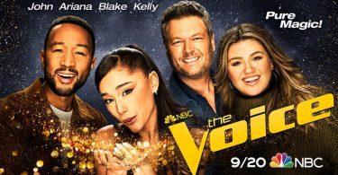 Season 21 The Voice Spoilers News Updates 2021 read