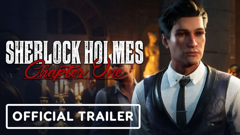 Sherlock Holmes: Chapter One Release Gameplay trailers